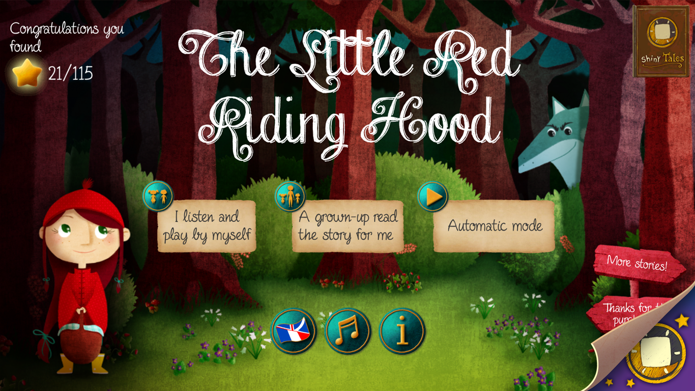 the morals and lessons in the timeless story of little red riding hood